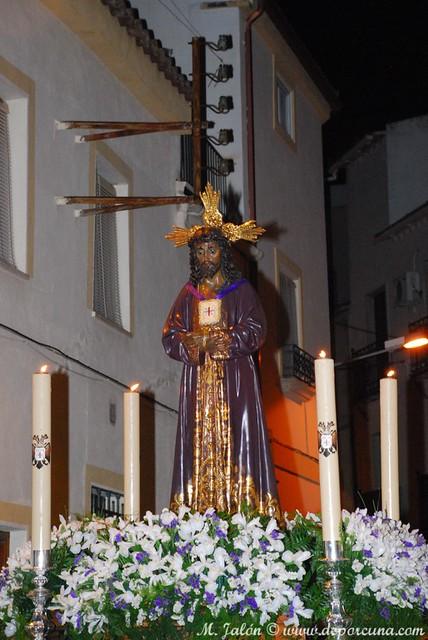 Cristo de Medinaceli. Foto MJJ.
