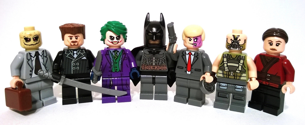 Lego Dark Knight Scarecrow | www.pixshark.com - Images ...