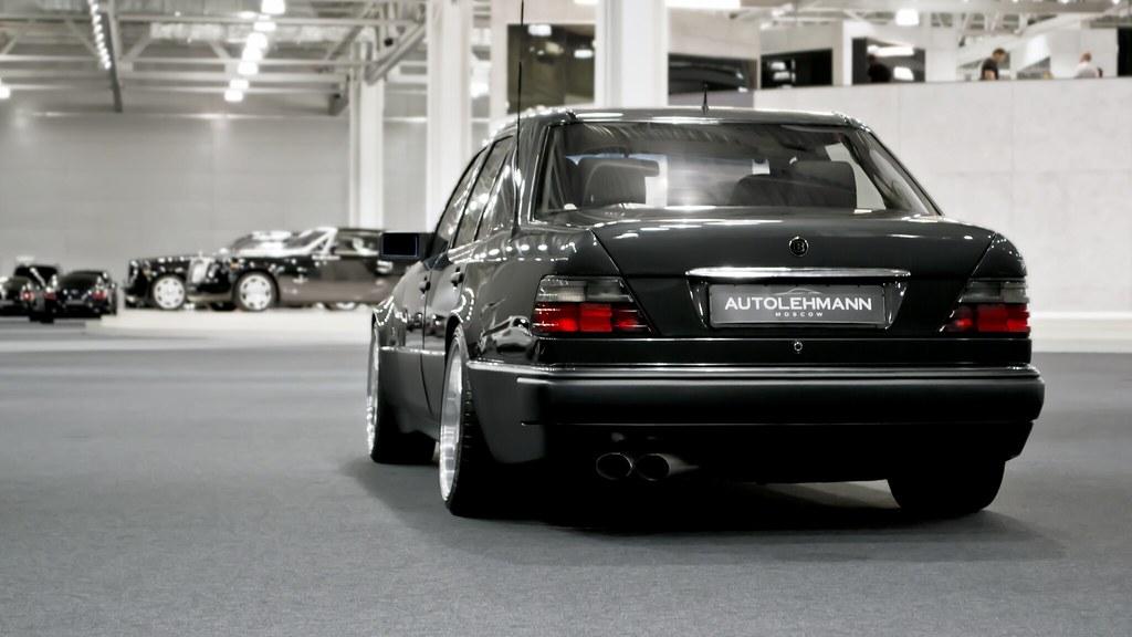 New Mercedes Benz >> Mercedes-Benz E-Klasse W124 Brabus | RaY29rus | Flickr