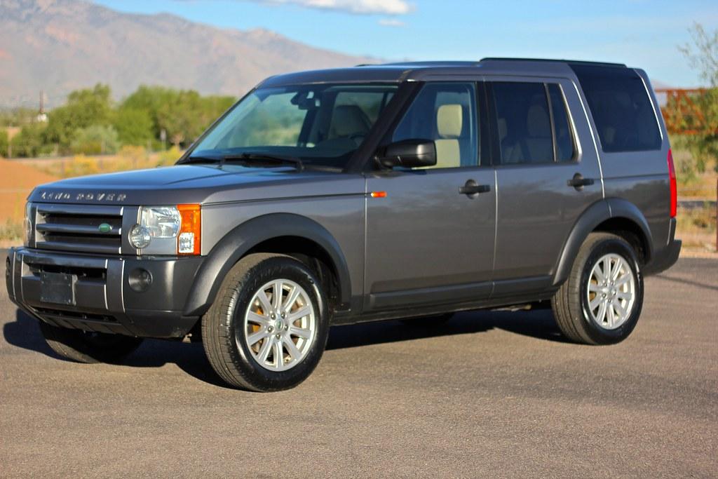 2008 land rover lr3 se 4x4 suv for sale. Black Bedroom Furniture Sets. Home Design Ideas