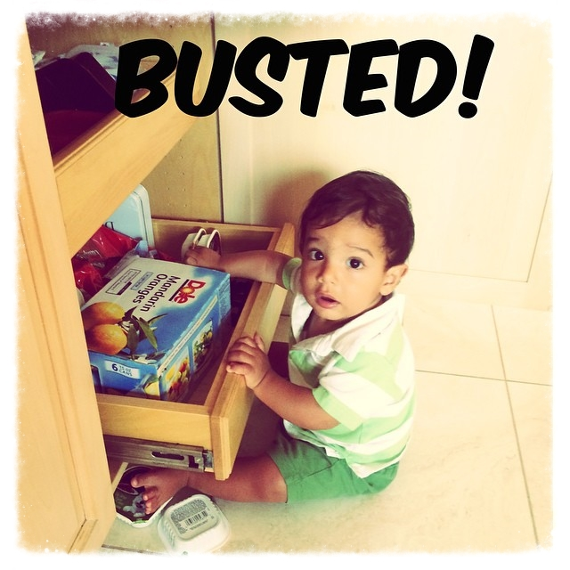 Rearranging my pantry. #OCD #thatsmyboy