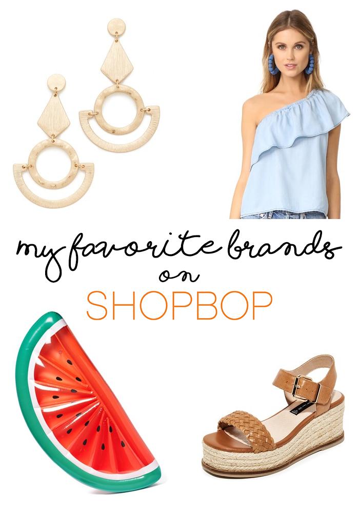 shopbop brands