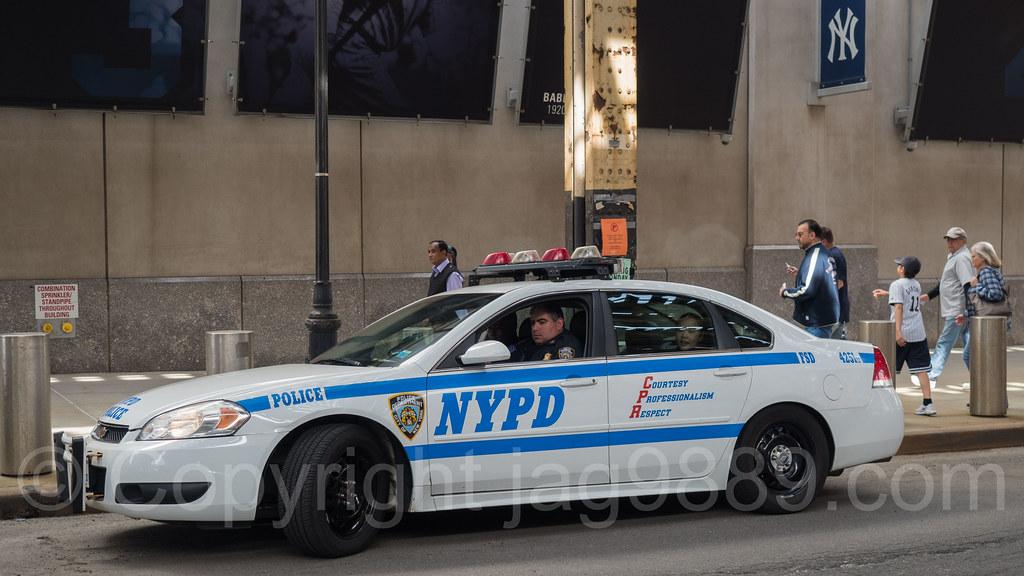 NYPD FSD Police Car, 2...