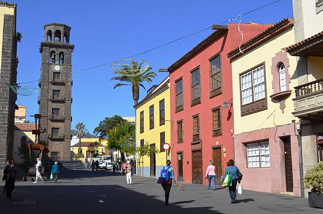 La Laguna, Tenerife