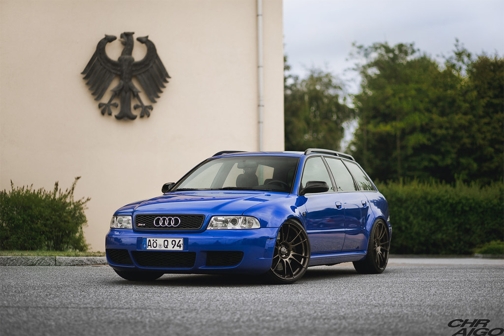 audi rs4 b5 nogaro bundesadler germany for more visit my f flickr. Black Bedroom Furniture Sets. Home Design Ideas