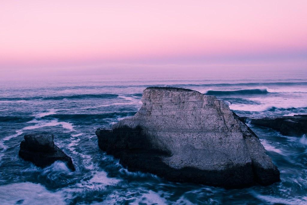 Bonny Doon Beach Santa Cruz Ca