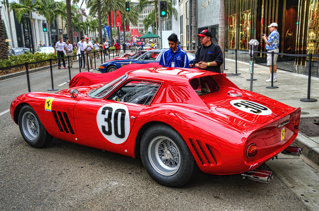 1964 Ferrari 250 Gto 64 S N 5571gt 60 Years Of Ferrari