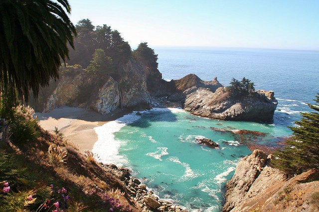 All of McWay Falls