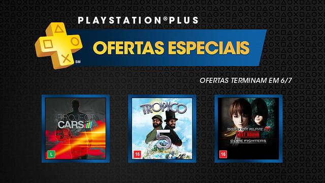 PS Plus Specials June