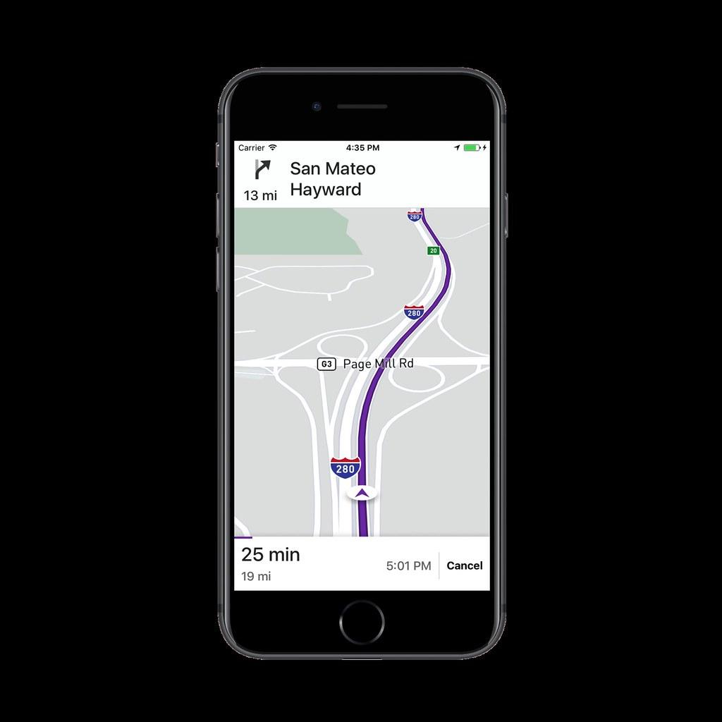 Mapbox Navigation iOS SDK
