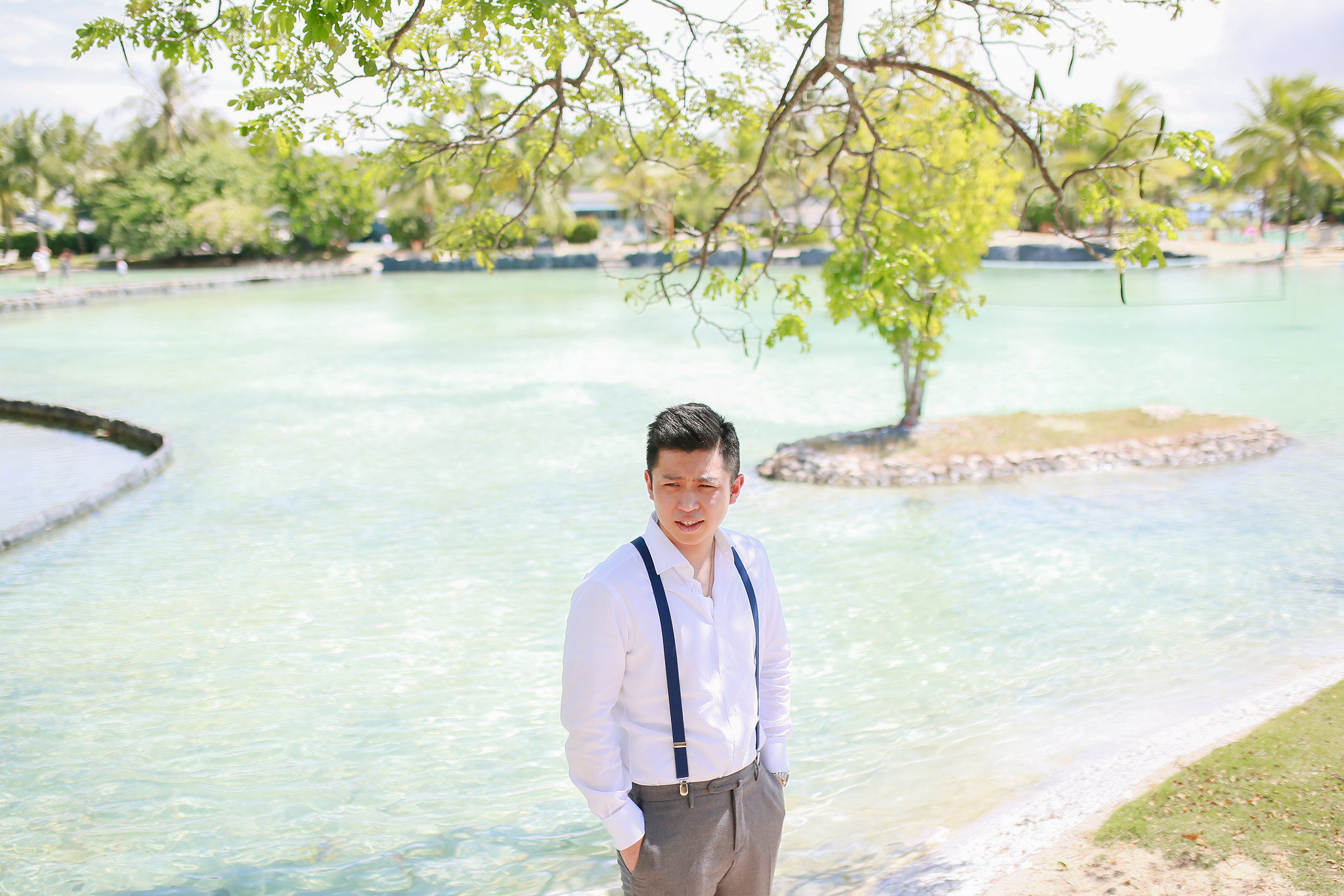 Plantation Bay Pre-Wedding, Plantation Bay Cebu Destination Wedding