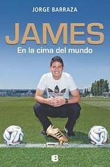 Libro: James en la cima del mundo