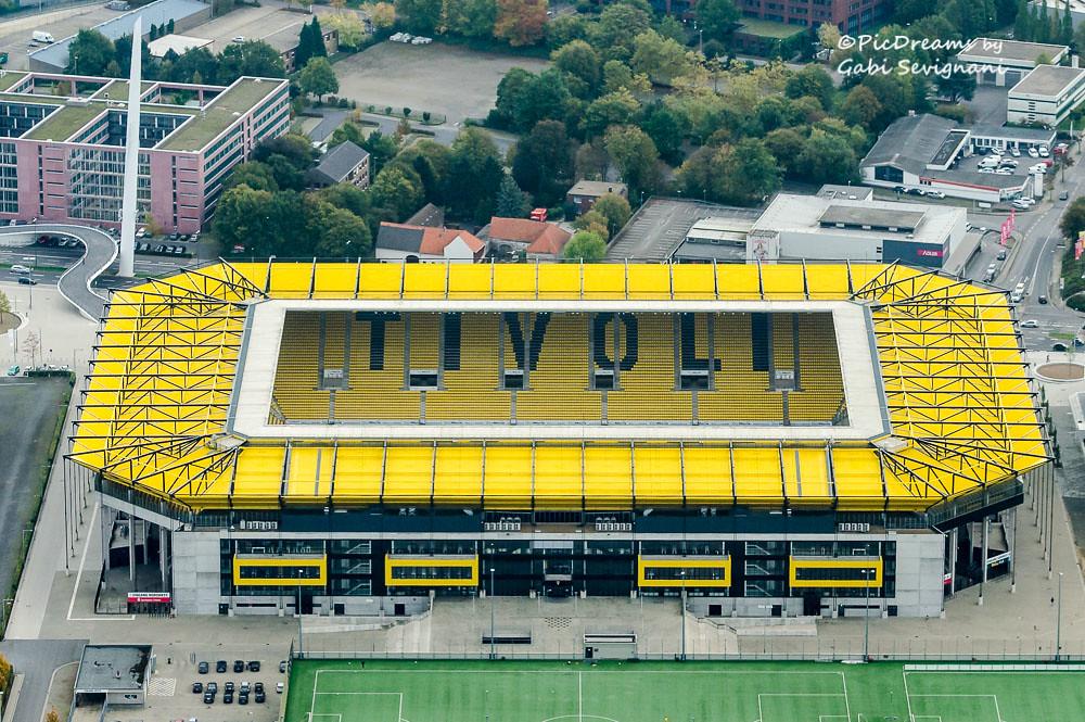 Aachen Tivoli Public Viewing
