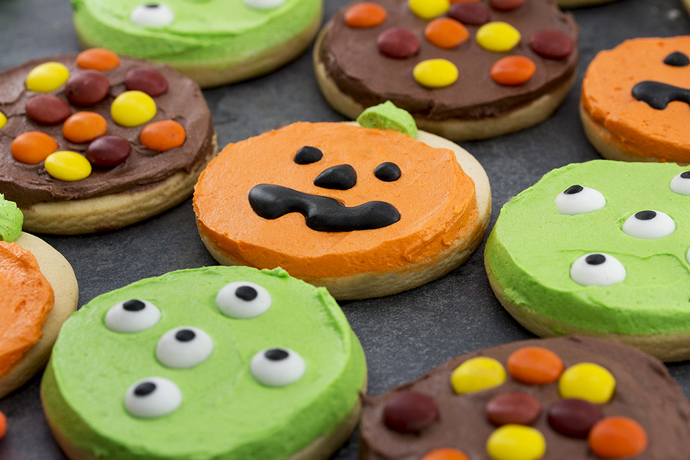 Galletas decoradas Halloween