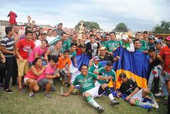 Convento campeón Copa Dr. Deyton Alcívar
