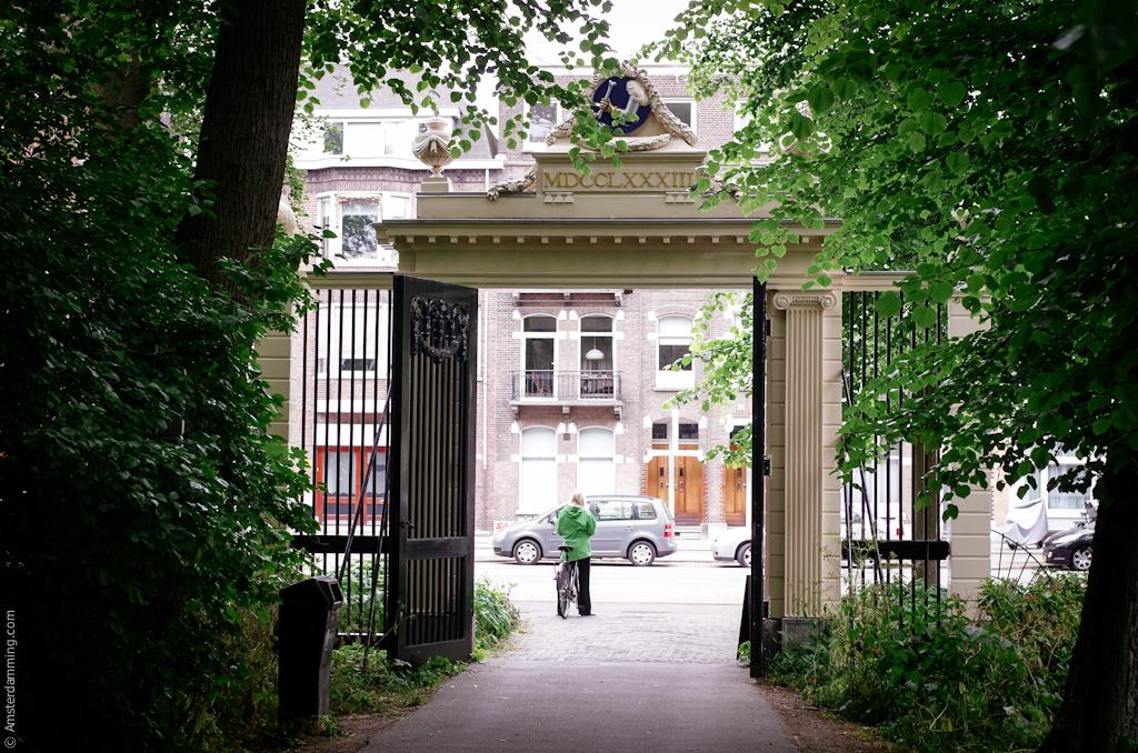 Amsterdam, Pure Marky @ Frankendael Park