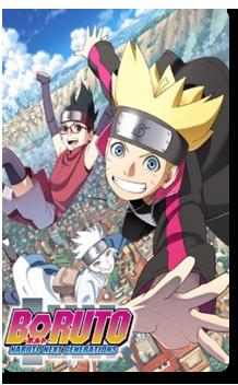 Boruto: Naruto Next Generations Episodios Completos Online Sub Español