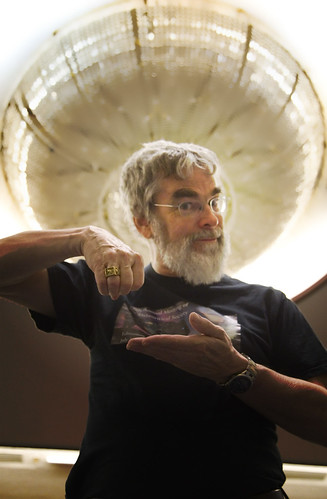 Science Guest of Honor Brother Guy Consolmagno
