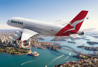 Qantas A380 (Qantas)