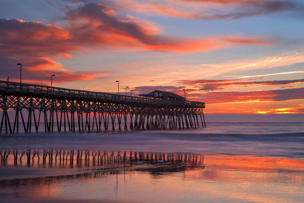 North myrtle beach jobs cherry grove fishing pier north for North myrtle beach fishing pier