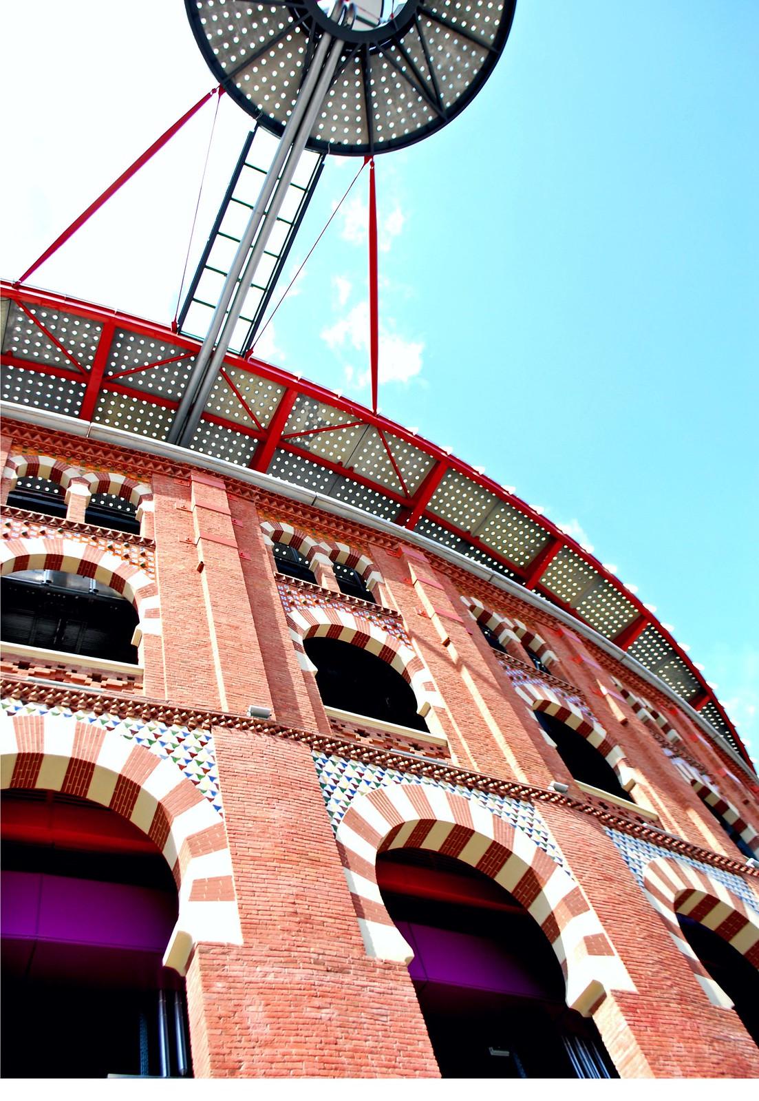 Barcelona Old Stadium