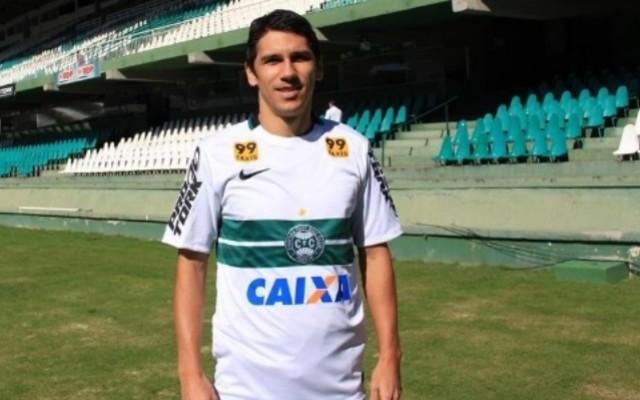 Lucio Fl�vio quer que Coritiba esque�a elimina��o em revanche contra o Gr�mio