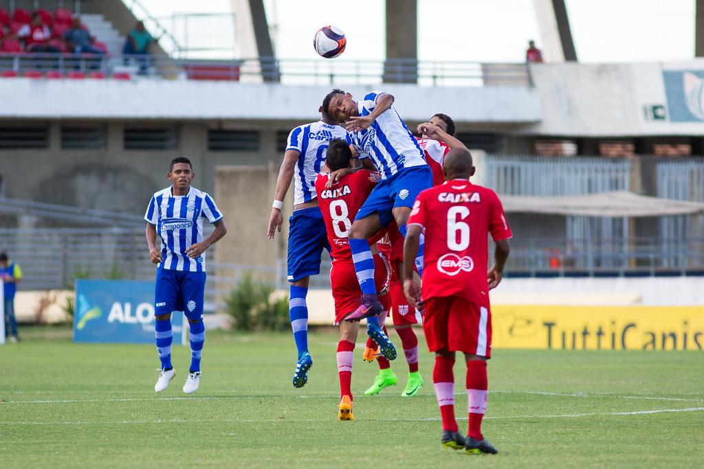 CRB está na final do Alagoano pelo sexto ano consecutiv...