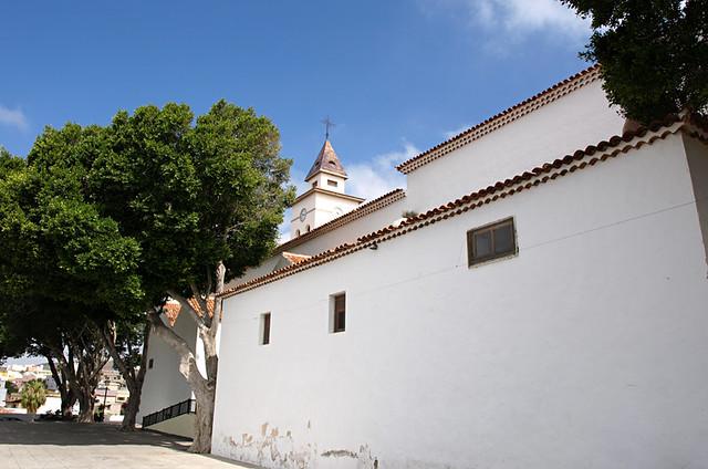 Church, San Miguel de Abona, Tenerife