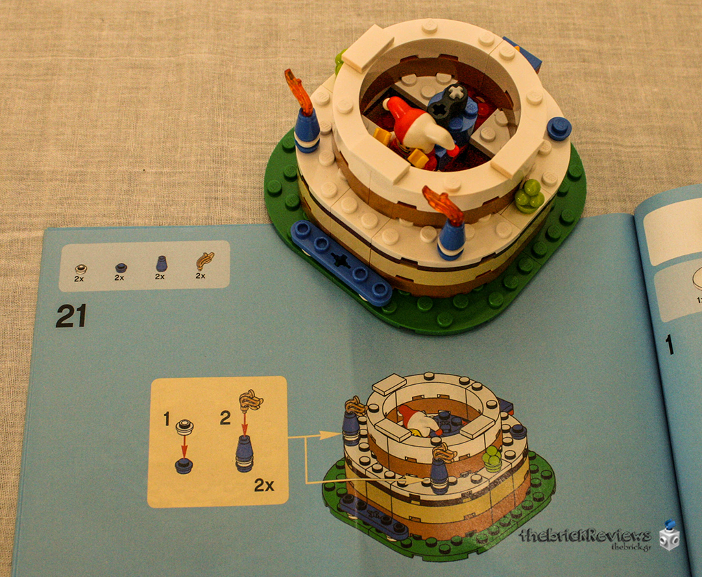 ThebrickReview: LEGO 40153 - Birthday Table Decoration 33666534476_6fd9599f5b_o
