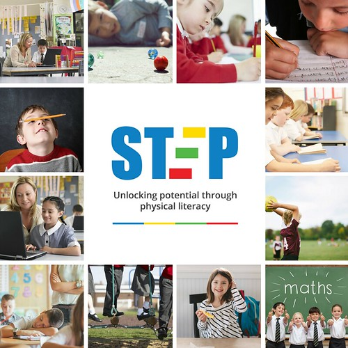 STEP Physical Literacy for children aged 7-13