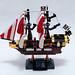 Black sea barracuda miniature