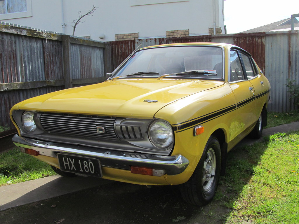 1976 Datsun 120Y SSS | One of two SSSs for sale at this ...
