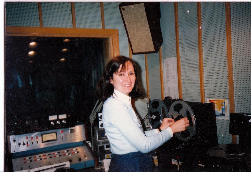 Laura at KUMD