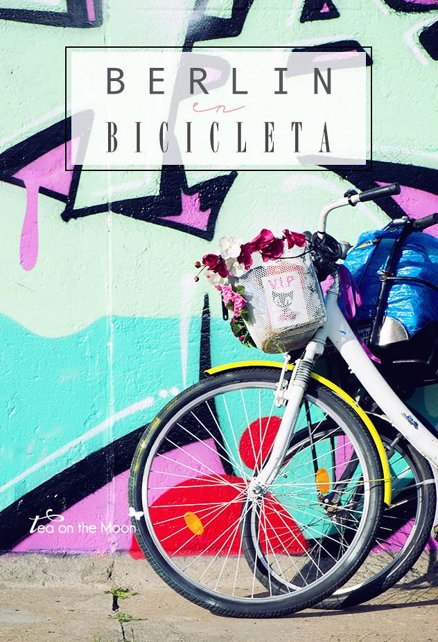 Conocer Berlín en bicicleta