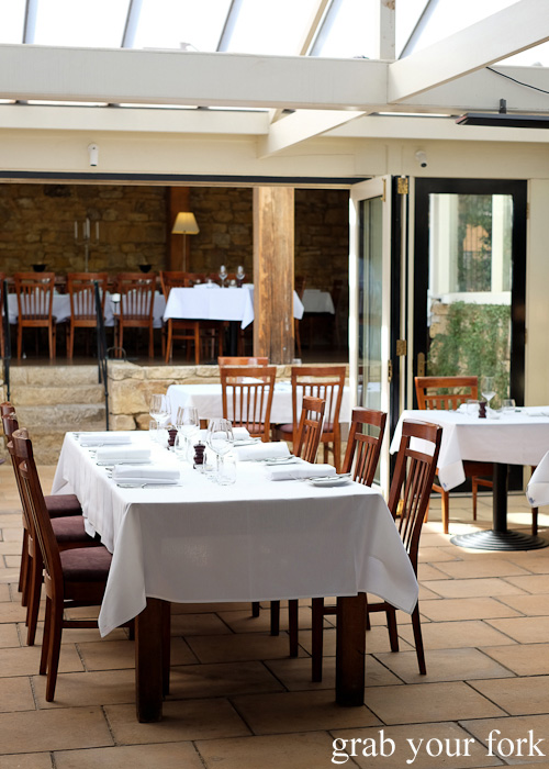 Dining Room At Geoff Jansz Farm Table Restaurant, Mittagong