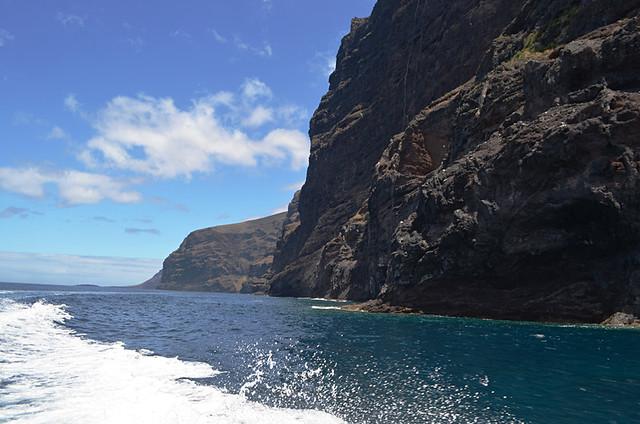 Cliffs, Los Gigantes, Tenerife