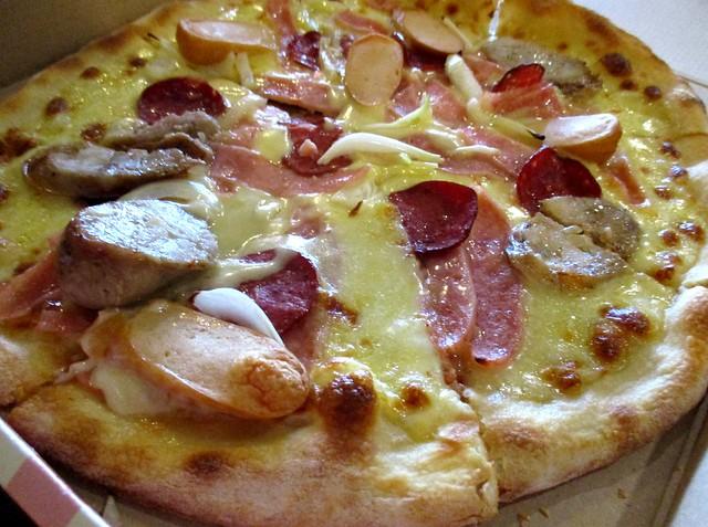 Bisticca & Bistro Pizza Rustica