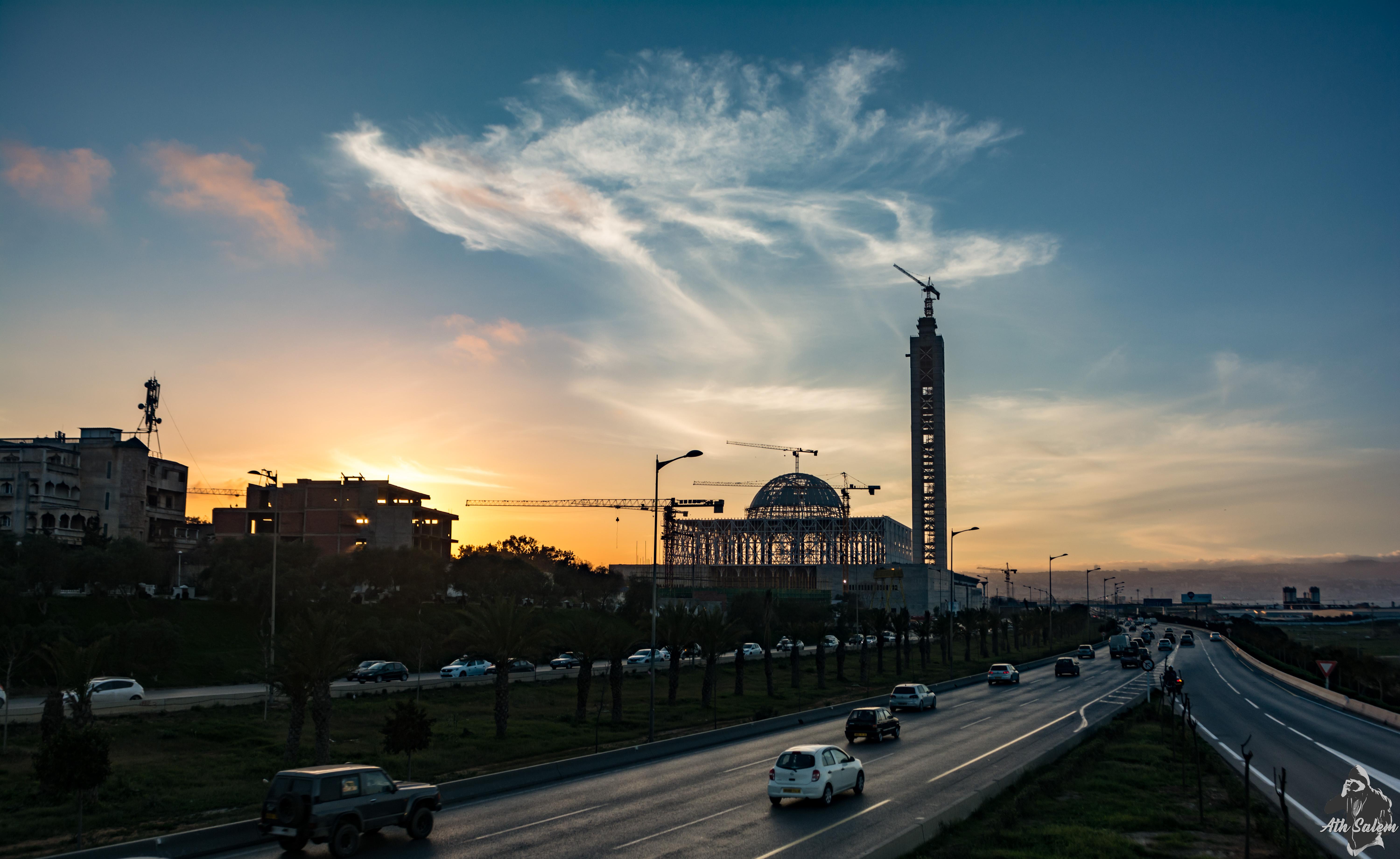 مشروع جامع الجزائر الأعظم: إعطاء إشارة إنطلاق أشغال الإنجاز - صفحة 19 33592197251_ff4ac1c614_o