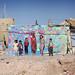 Iraq: Street art by Syrian refugees