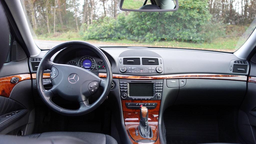 Mercedes-Benz 2005 E 220 CDI Elegance ( YouTube Video ...