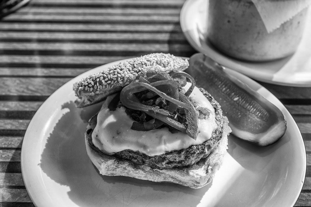 Eatontown, New Jersey | The New Mexico burger at Bobby Flay ...
