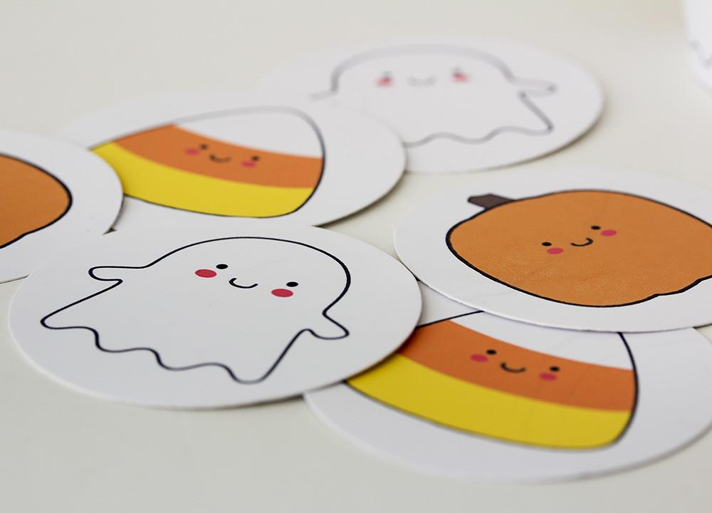 Imprimible gratis Halloween