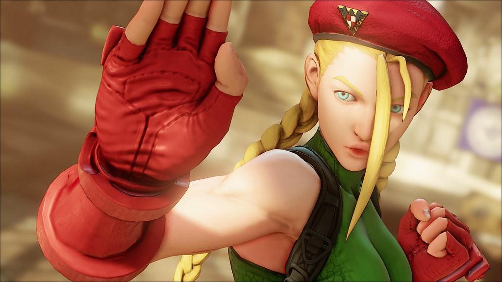 Street Fighter V, 08