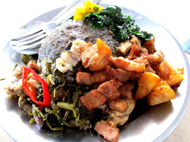 Anak Borneo My plate
