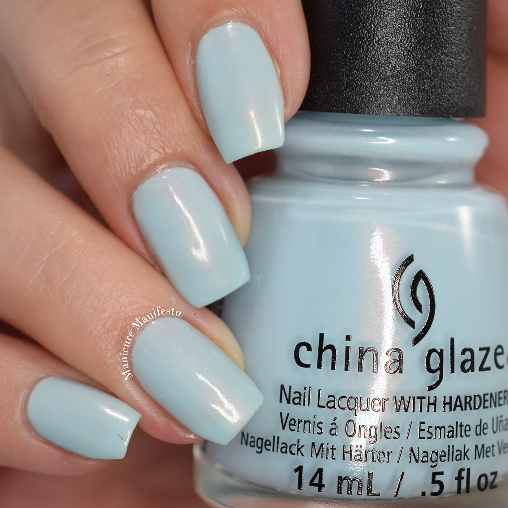 China glaze road trip swatch