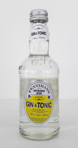 Fentimans Spring Gin Tonic