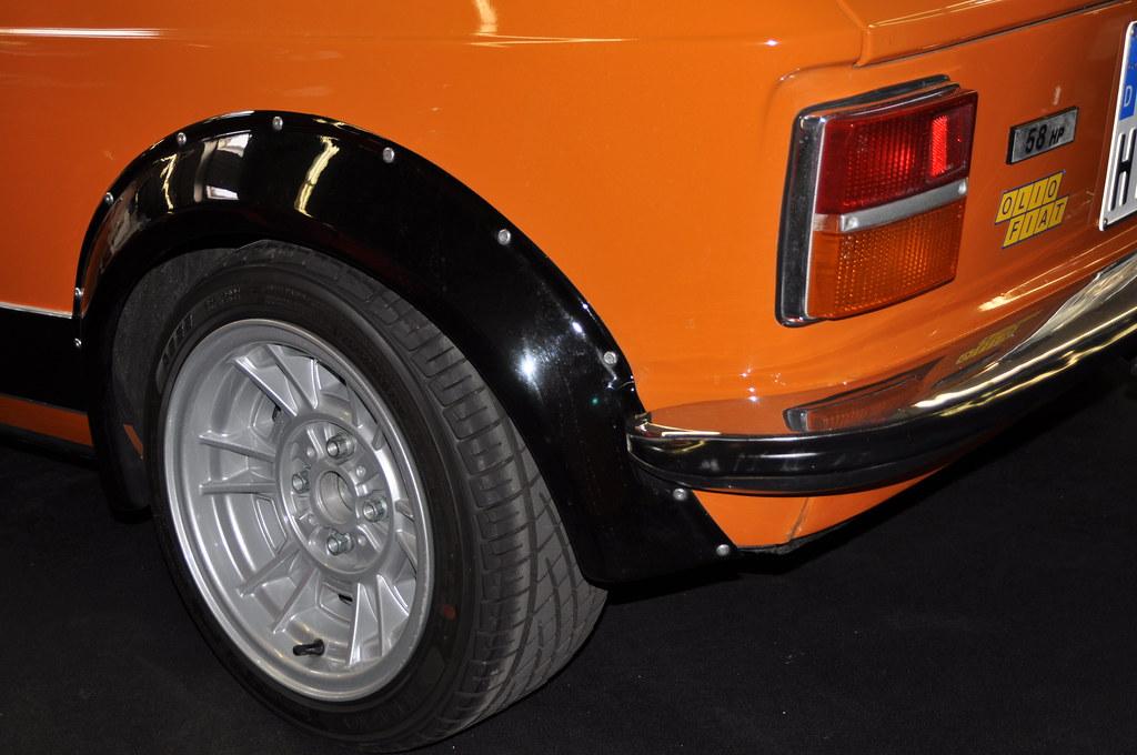 Autobianchi A112 Abarth 58hp 1973 1000 Cc 82 Cv 7