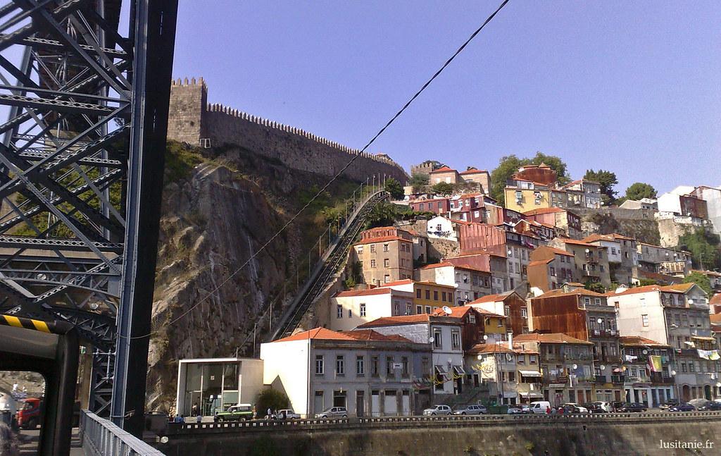 Murailles de Porto