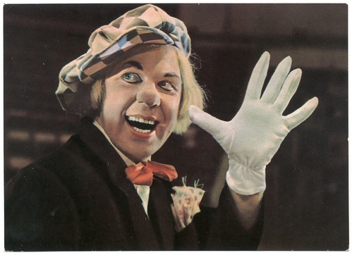 Circus Clown Oleg Popov_Soviet Circus; 394