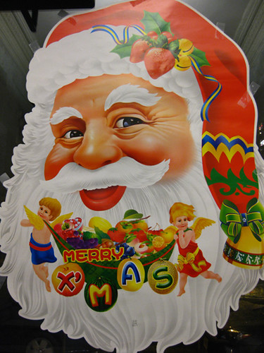 Fruity Chinese Santa | by Aoife city womanchile